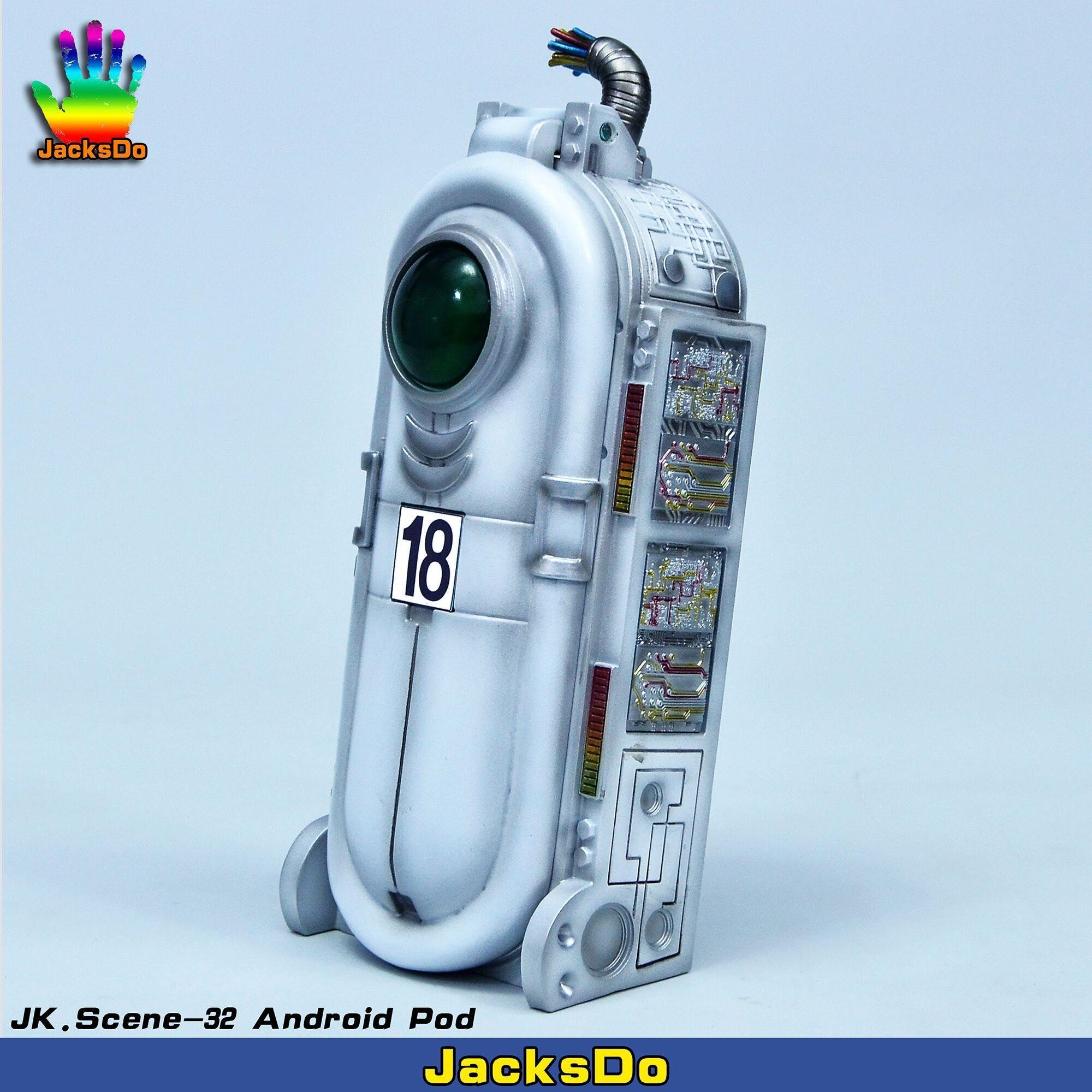Android 18 Jacksdo
