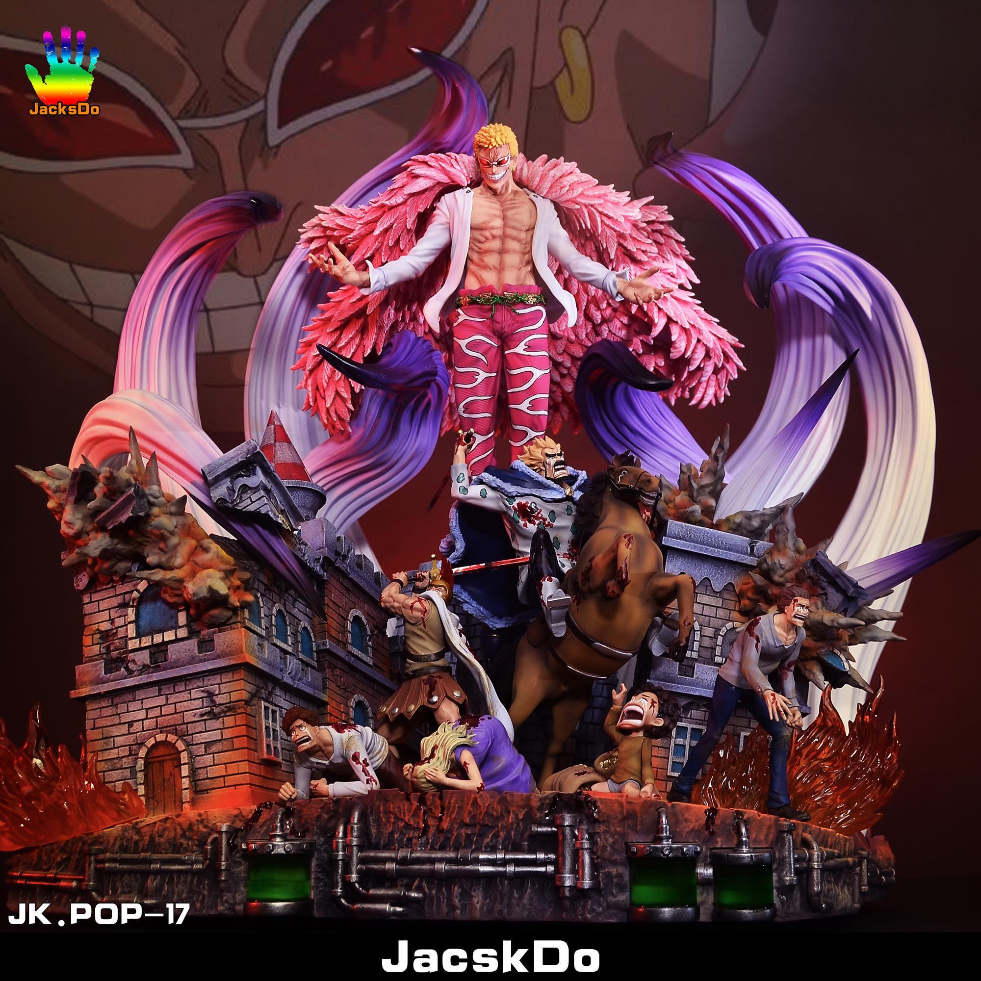 Doflamingo Jacksdo Studio
