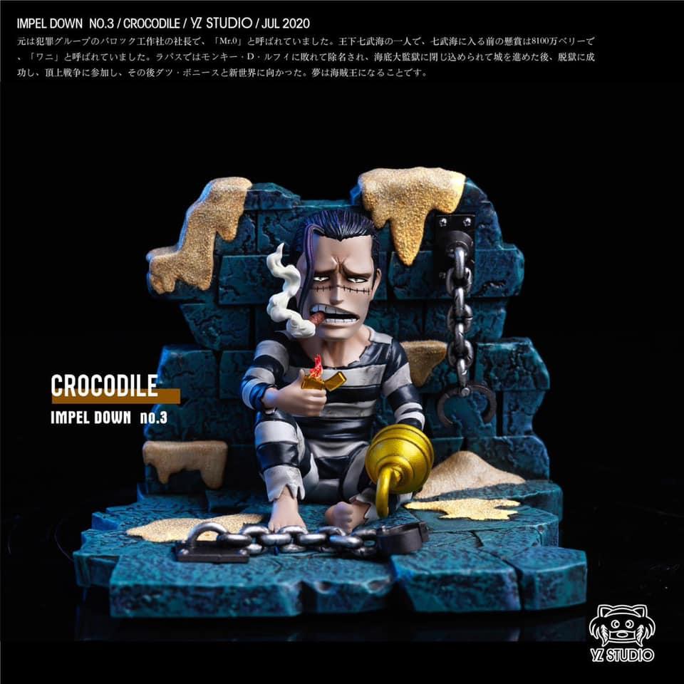 Impeldown Crocodile YZ Studio