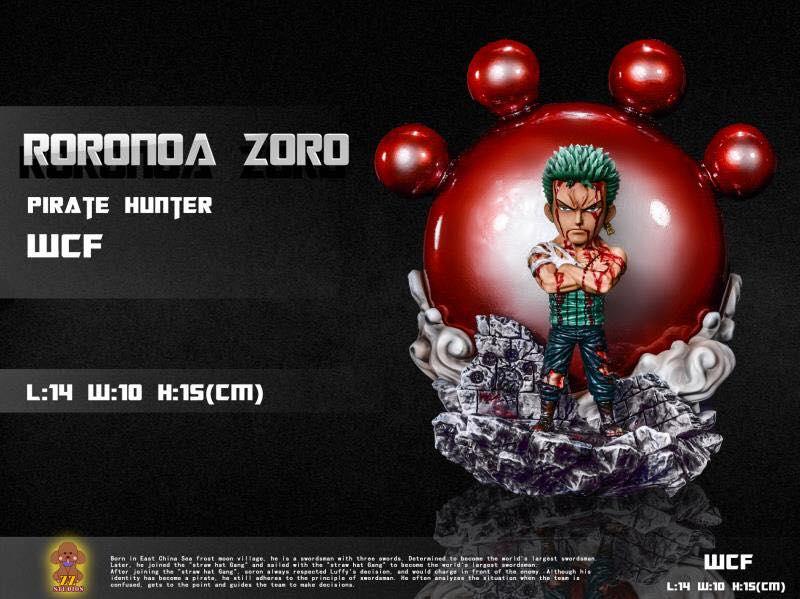 Zoro By ZZ Studio