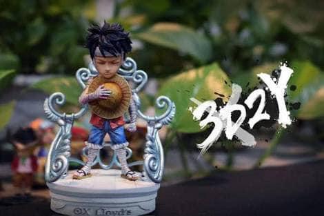 Luffy 3D2Y G5 Studio