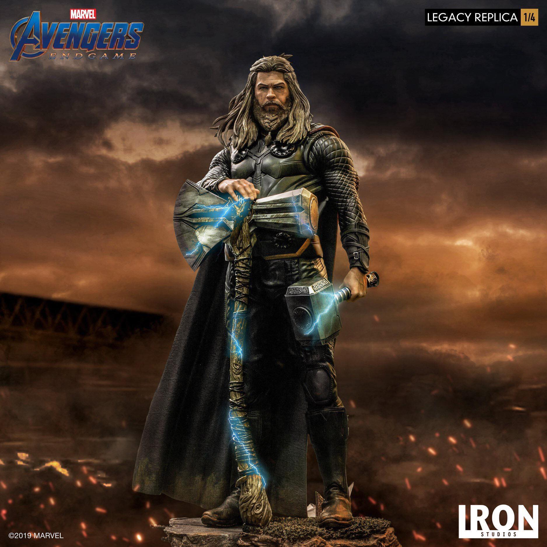 Thor Legacy Replica 1/4 Iron Studio