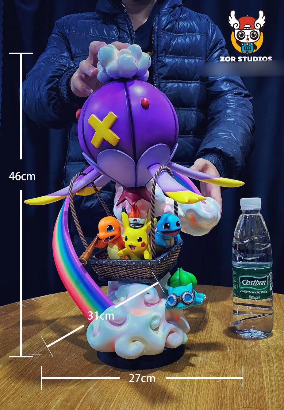 Pikachu Zor Studio