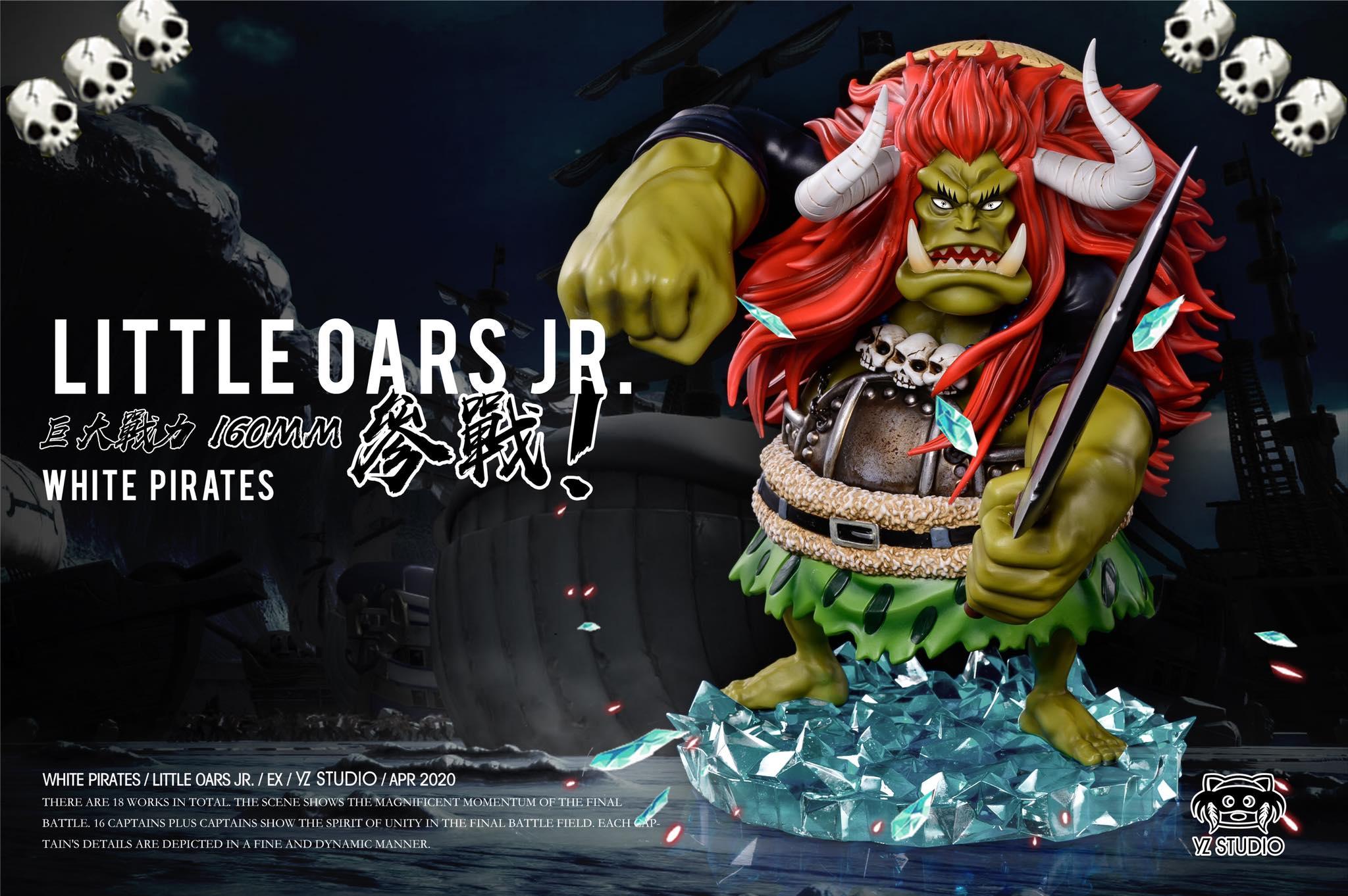 Oarc JR By YZ Studio