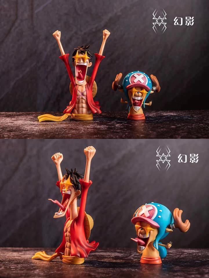 Luffy ตาวิ้ง Yuu Studio