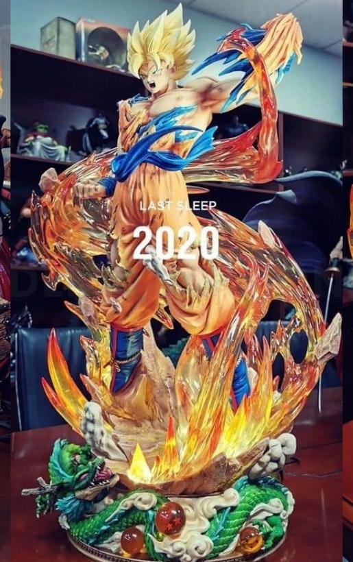 Son Goku By LastSleep Studio